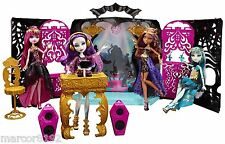 Monster High 13 Wishes Party Lounge & Spectra Vondergeist Playset & Doll MP3 New