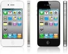 Apple iPhone 4 8gb Sbloccato 32gb (nero/bianco Disponibile)