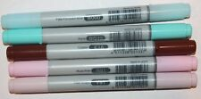 5 Copic CIAO Markers -PASTEL PINK & BLUE Set