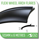 Wheel arch flares 4x4. 125mm, 6 metre