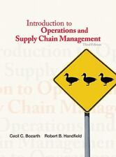 Introduction to Operations and Supply Chain Management - 3rd International Editi