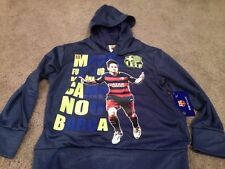 FC Barcelona Messi Hoody Hoodie. Youth Small. New. Hky Sportswear