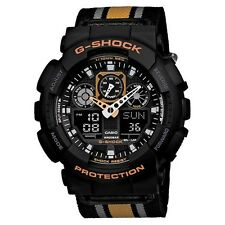 Casio G-Shock Analog & Digital Watch » GA100MC-1A4 iloveporkie #COD PAYPAL