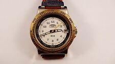 CAMEL Trophy 50m vintage quartz diver watch uhr RARE