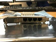 HP NC364T INTEL QUAD PORT GIGABIT NIC 436431-001 D98771-008 INTEL EXPI9404PT