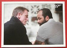 JAMES BOND Quantum of Solace - Card #068 - Delix Tells Bond Where To Find Greene