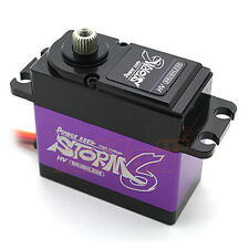 Power HD High Voltage Digital Brushless Servo 1:8 RC Car On Off Road #STORM 6