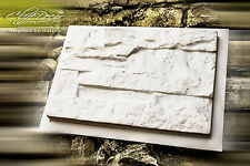 8 pcs. casting molds *NEPAL* for concrete veneer wall stone stackstone tiles