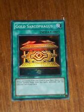 Gold Sarcophagus DREV-ENSE2 Super Rare Limited Edition