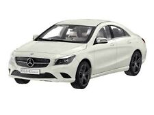 NOREV 2013 MERCEDES BENZ CLA  (C117) White  (DEALER) 1:18 RARE!