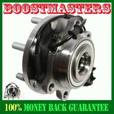For 2005-13 Nissan Frontier 4WD Front Wheel Bearing & Hub Assembly