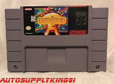 EARTHBOUND (Super Nintendo SNES, 1995) Authentic Game Cartridge Board Pics MINT