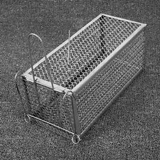 Mouse Trap Cage Rodent Animal Mice Hamster Squirrel Control Catch Metal
