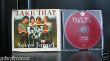 Take That - Never Forget 3 Track CD Single