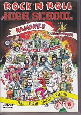 Rock 'n' Roll High School (1979) Uncut Version P.J. Soles and The Ramones R2 DVD
