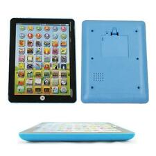 Tablet Pad Computer For Kids Children Gift Learning English Educational Toy B CB