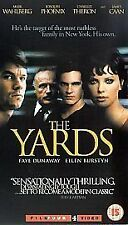The Yards [VHS] [2000], Good VHS, Victor Argo, Tony Musante, Andy , James Gray