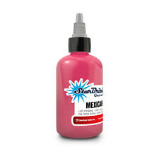 1/2 Oz MEXICAN PINK Starbrite Colors Tattoo Ink Sterilized USA MADE Pigment Pure