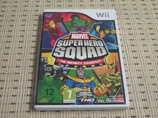 Marvel Super Hero Squad The Infinity Gauntlet für Nintendo Wii und Wii U *OVP*