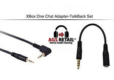 XBOX ONE® Turtle Beach CHAT ADAPTER – TALKBACK SET  - CABLE & ADAPTER - LEADS