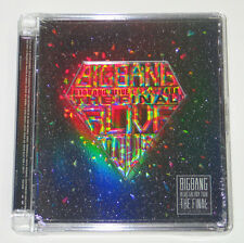 BigBang - 2013 Bigbang Alive Galaxy Tour Live: The Final In Seoul (Limited CD)