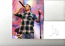 One Direction Liam Payne signed autograph UACC AFTAL
