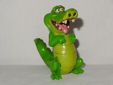 "Disney Tic Toc Croc Alligator 3"" PVC Figure Peter Pan Cake Topper Jake Pirate"
