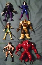 HUGE LOT Marvel Toy Biz X-Men ACTION FIGURES Age of Apocalypse WOLVERINE - RARE!
