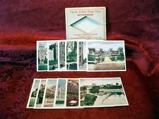 12 Colour Snap Shots WINDSOR, in original envelope; Celesque / Photochrom; VG