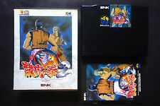 ART OF FIGHTING 2 Ryuko no Ken 2 SNK Neo Geo AES USED/Good.Condition JAPAN