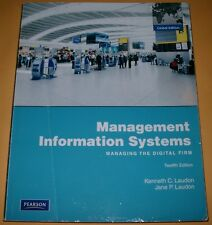 Jane & Kenneth Laudon: Management Information Systems Managing the Digital Firm
