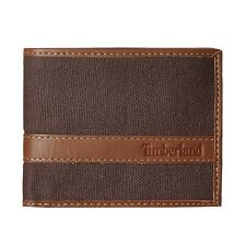 Timberland D88218/73 Men's Hunter Passcase Dark Earth  Wallet New in Box