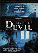 Deliver Us From Evil (DVD, 2014) Eric Bana, Sean Harris  ***Brand NEW!!***