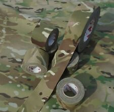 Genuine 50 m Roll Scapa  MTP, MULTICAM IRR, Infra Red Reflective SNIPER TAPE