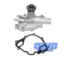 New OE Quality Water Pump W/ Gasket 5.0L E6AZ8501A P0763 AW4038