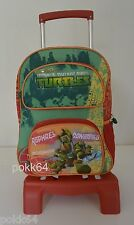 Les Tortues Ninja cartable à roulettes trolley L sac à dos Turtles 50 cm 060758