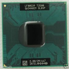 Intel Core Duo T2600 2.16 GHz Dual-Core (BX80539T2600) SL8VN Process