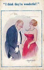 POSTCARD   COMIC   DONALD  McGILL   D  CONSTANCE  Series  ( NEW )   No   1796