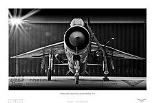 English Electric Lightning F.6, RAF Allerta di reazione rapida foto/Art Print