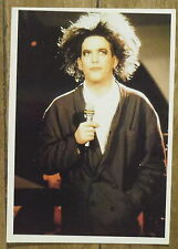 Carte postale Robert Smith, The Cure  , postcard