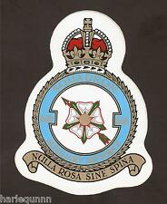 ROYAL AIR FORCE SQUADRON 616 DECAL STICKER 4.5 X 3 INCHES