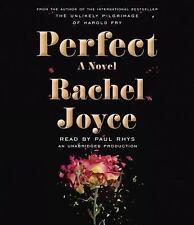 Perfect by Rachel Joyce (2014, Unabridged) 9 CDs Ex Lib