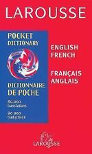 Larousse Pocket French/English English/French Dictionary (French Edition) Ritch