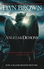 Angels & Demons - Movie Tie-In: A Novel by Brown, Dan
