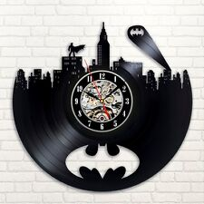 Batman Super Hero Wall Decals Removable Vinyl Clock Art Home Nursery Decor 18