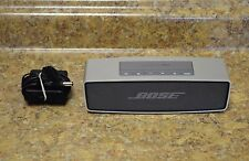 *Bose Soundlink Mini Gray Bluetooth Wireless Speaker System Free Shipping