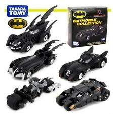 The Dark Knight Batman Set 5 Mini Batmobile Car Vehicle Toy Collection New