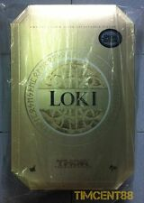 HOTTOYS Thor The Dark World Loki Tom Hiddleston MMS Speial Edition Aether MMS231