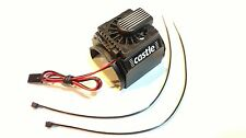 Castle Cooling Fan 1/8 Brushless Motor 2200kv 1800kv 2650kv Monster E Revo Maxx