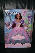 Barbie Teresa as the Fairy Queen Barbie of Swan Lake Doll Mattel NIB